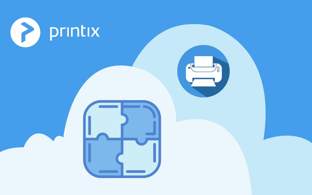Printix Product Update | October 2019