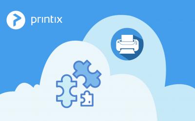 Microsoft Hybrid Cloud Print vs. Printix Cloud Print