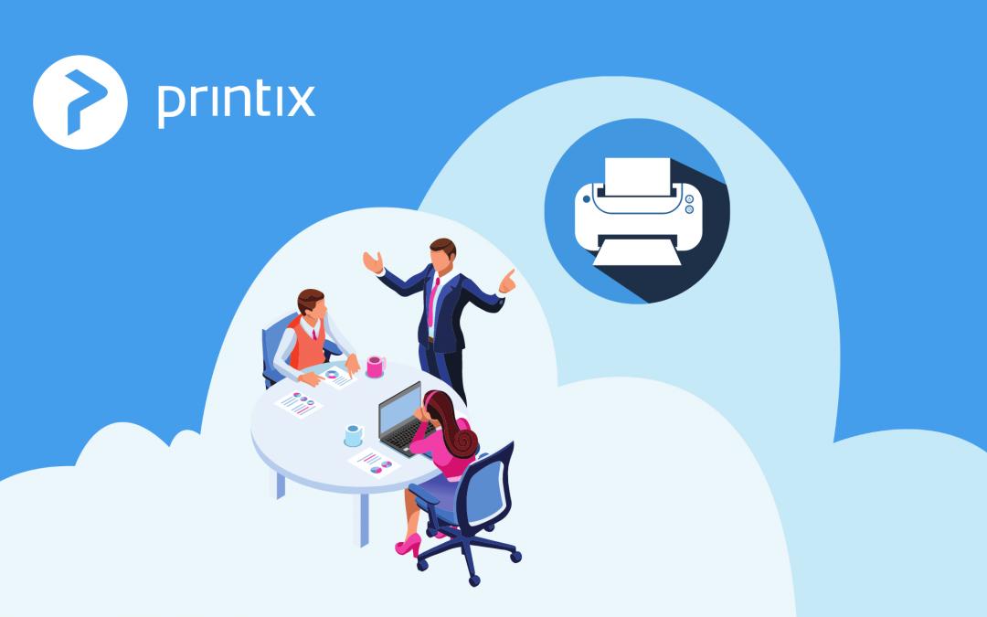 Printix Now Chrome Enterprise Recommended