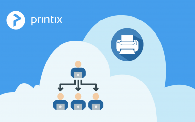 Printix enhanced with Azure AD, Google Sign in and identity providers
