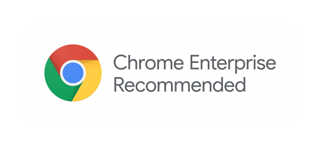 Printix is Chrome Enterprise Recommended