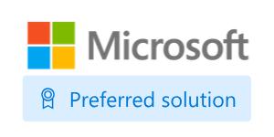 Microsoft-preferred-solution