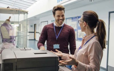 DDV: A Lesson in Cloud Printing for Mixed Devices in Schools
