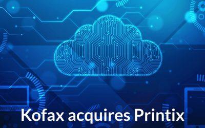 Kofax acquires Printix
