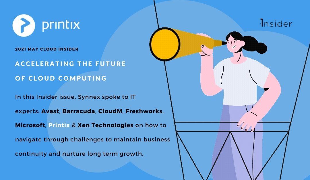 Printix Blog Post Synnex Insider May 2021